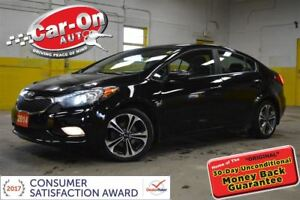 2014 Kia Forte 2.0L SX LEATHER SUNROOF NAVI