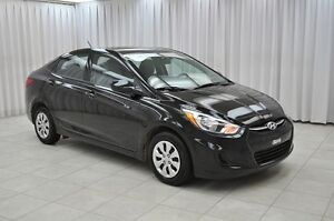 2016 Hyundai Accent QUICK BEFORE IT'S GONE!!! GL ECO SEDAN w/ BL