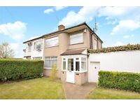 LOVELY 3 BEDROOM SEMI DETACHED HOUSE LOCATED IN HOLYROOD AVENUE, HARROW HA2 8TP