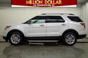 2014 Ford Explorer XLT 4WD LUXURY
