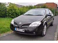 NISSAN PRIMERA 2.2 T SPEC 5DR DIESEL (LEATHER SEATS)