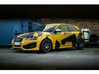 Heat Turner Audi S3 2007 show car