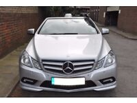 Mercedes-Benz E Class E220 CDI BlueEFFICIENCY AMG Sport Automatic