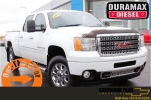 2012 GMC Sierra 3500HD Denali| Sun| H/C Leath| Heat Wheel| Bose®