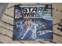 Star Wars & other space themes Geoff Love & His Orchestra - 1978 MFP 50355