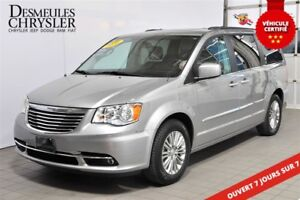 2016 Chrysler Town & Country Touring-L**DVD**CUIR**