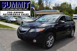 2013 Acura RDX CAR-PROOF CLEAN | LEATHER | ROOF | NAVI | CAMERA