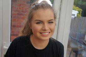 Emily Grosvenor- Award Winning. West Midlands Makeup Artist. 5* Reviews.