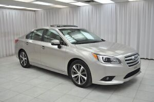 2016 Subaru Legacy 2.5L AWD SEDAN w/ BLUETOOTH, HEATED LEATHER,