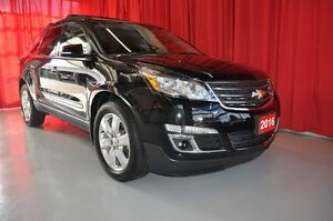 2016 Chevrolet Traverse LT AWD Roof 7 Passenger