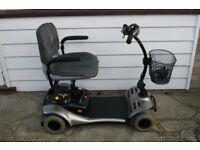 Mobility Scooter Travel Car Boot Scooter ROMA NEW BATTERY GOOD CONDITION