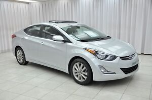 2014 Hyundai Elantra GLS 6-SPD SEDAN w/ Bluetooth, Heated Seats,
