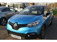 Renault Captur Dynamique S Medianav Energy dCi Ss 5dr (blueblack) 2014