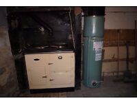 AS NEW Esse Cooker Aga, complete with tank and flu pipe worth £5000