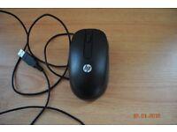 HP USB Optical Sensor mouse