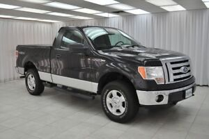 2012 Ford F-150 XLT 3.7L 4x4 2DR 3PASS REG CAB w/ A/C, POWER W/L