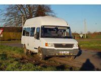 LDV Convoy 1997 Classic Retro Festival Van