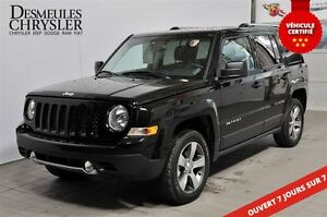 2016 Jeep Patriot HIGH ALTITUDE**4X4**CUIR**TOIT