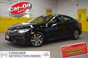 2016 Honda Civic EX PWR GRP SUNROOF ALLOYS REMOTE START LOADED