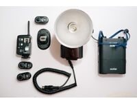 Godox Wistro AD360 Flash (with extras)