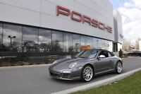 2010 Porsche 911 Carrera  Cab 2010 Porsche 911 Carrera 4S Cabrio