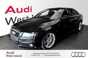 2012 Audi A4 S-LINE,PREMIUM QUATTRO