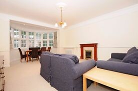 Lovely spacious two bedroom period conversion on Pines Road in Bickley