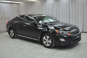 2014 Kia Optima Hybrid LX ECO HYBRID SEDAN w/ BLUETOOTH, HEATED