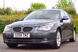 BMW 5 Series 3.0 525d SE 4dr FSH Excellent Condition