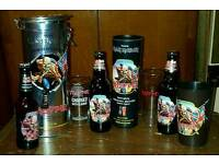 Iron Maiden Trooper beer collection