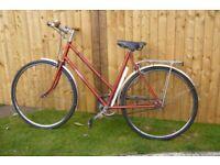 Ladies cycle for saale