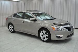 2014 Nissan Altima 2.5SL SEDAN w/ BLUETOOTH, HEATED LEATHER / ST