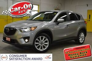 2013 Mazda CX-5 GT AWD LEATHER NAV SUNROOF SKYACTIV