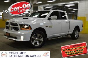 2014 Ram 1500 Sport 4X4 LEATHER SUNROOF