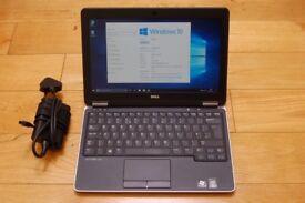 Dell Latitude E7240 Ultrabook laptop 128gb SSD 16gb ram Intel core i5 4th gen processor