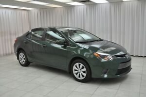 2016 Toyota Corolla LE SEDAN w/ BLUETOOTH, HEATED SEATS, USB/AUX