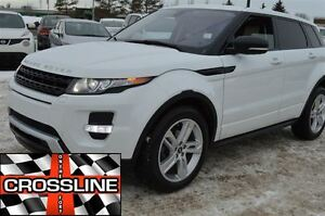 2012 Land Rover Range Rover Evoque Pure Plus / DVD Player / Full