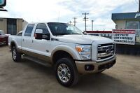 2012 Ford F-350 King Ranch   Leather   Sunroof  