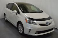 2013 Toyota Prius v Touring Cuir+Toit Pano+Fogs+Mags+Navigation