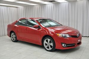 2013 Toyota Camry SE SEDAN w/ BLUETOOTH, NAV, BACK-UP CAM & 18""""