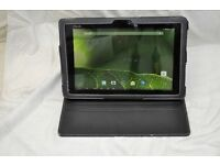 ASUS tf101 Tablet10.1 screen, wifi,blue tooth, charger & Case, fully functional, great condition