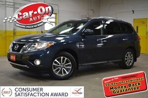 2015 Nissan Pathfinder SV 4WD 7 PASS REAR CAM