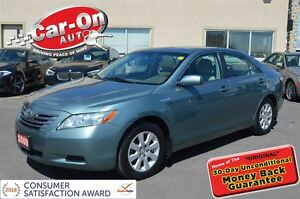 2009 Toyota CAMRY HYBRID LOADED incl SUNROOF