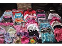 Big bundle of girl clothes 4 years (65 items) GAP, NEXT, Carters, Childrens Place