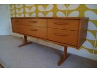 Original Austinsuite Sideboard/Dressing table