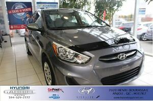 2016 Hyundai Accent GL No cashdown required. Financing up to 96