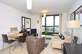 A designer furnished one bedroom apartment situated on the 6th floor of this modern portered - KJ