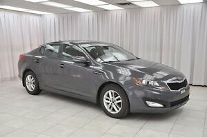 2011 Kia Optima EX GDi SEDAN w/ BLUETOOTH, HTD SEATS, USB/AUX PO