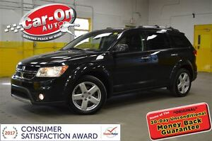 2012 Dodge Journey R/T AWD LEATHER NAV DVD LOADED