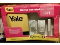 Yale Alarm System BNIB